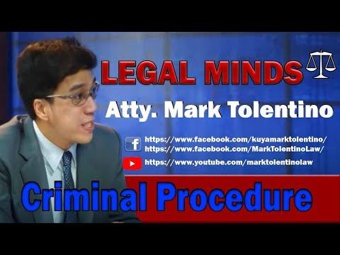 LM: Criminal Procedure
