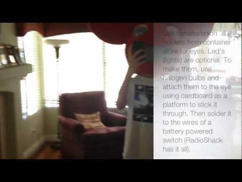 How To Make An Easy Deadmau5 Head