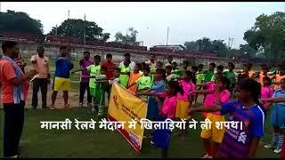 VIDEO: स्कूलों में बच्चों, शिक्षकों ने और बॉर्डर पर प्रहरियों ने ली स्वच्छता की शपथ