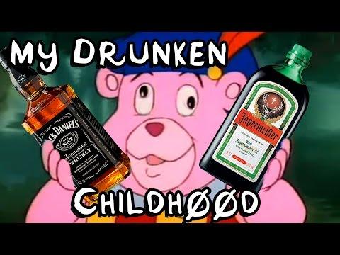 Watching Gummi Bears Ep. 01 Drunk. My Drunken Childhood