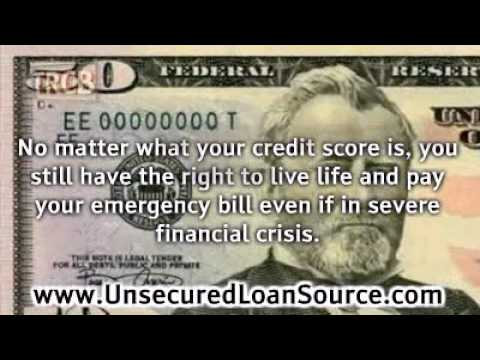 Unsecured Personal Loan - The Best Option For Poor Credit Holders