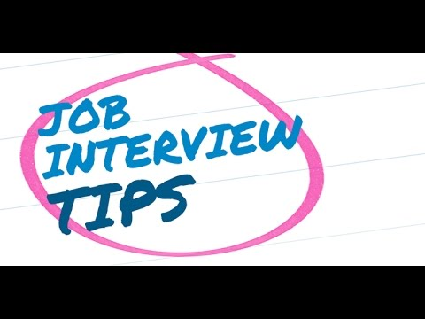 How To Prepare For A Job Interview   YouTube