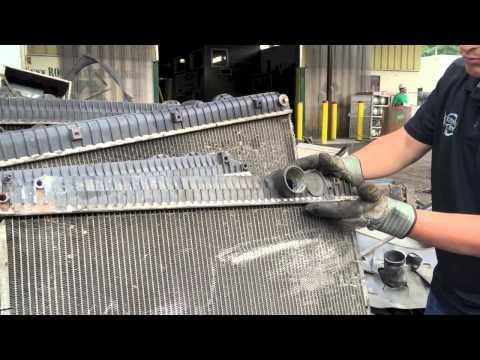 Scrapping Aluminum Radiators