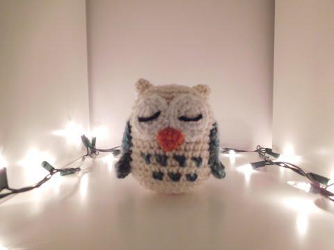 Arionna's Crochet Owl Tutorial