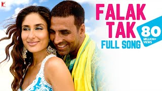 Falak Tak Song | Tashan | Akshay Kumar, Kareena Kapoor, Udit Narayan, Mahalaxmi Iyer, Vishal-Shekhar