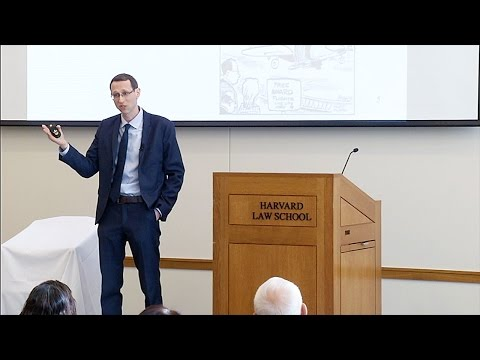 Oren Bar-Gill: Frontiers of Consumer Law