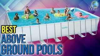 10 Best Above Ground Pools 2017