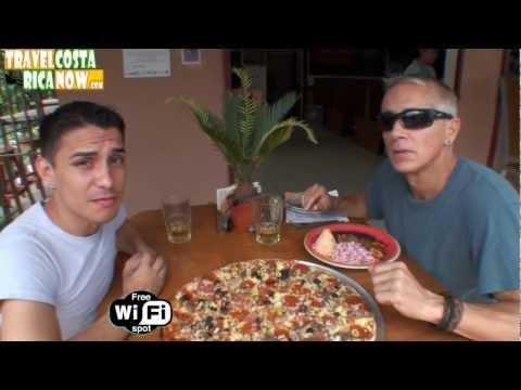 CHEAP & Good Food in La Fortuna Costa Rica