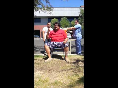 SJVC - Fresno Ice Bucket Challenge: Albert Rodriguez