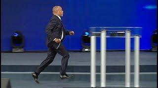 """Running With The Horses"" Pastor John K. Jenkins Sr. at The Potter"