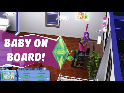 IT'S BABY TIME - Sims 3 Ever After Ep. 20
