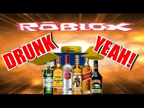DRUNK Roblox | & Other Games | ft. HeyImSquish