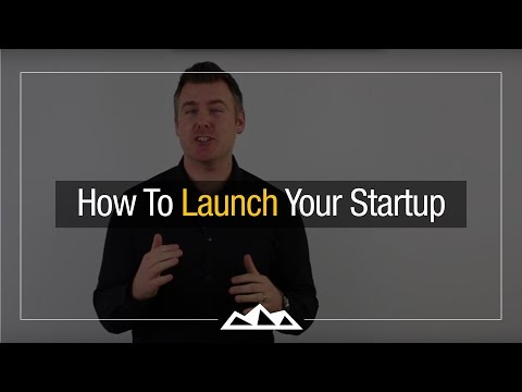 How To Launch Your Startup | Dan Martell