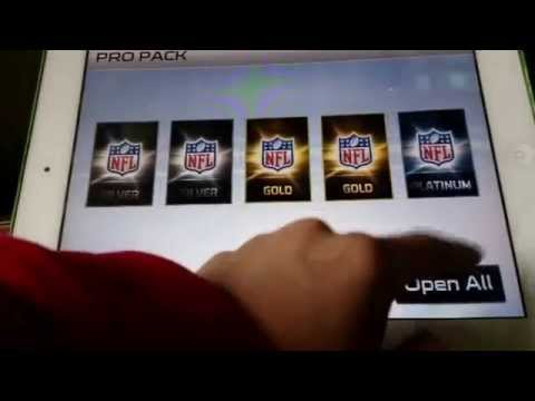 Madden 25 iOS AWESOME LEGEND 99 HB BEST PACK OPENING EVER PERIOD