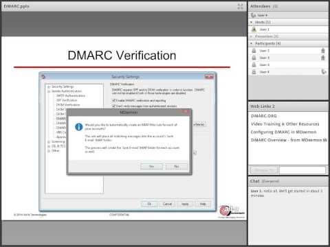 DMARC   Overview & Configuration