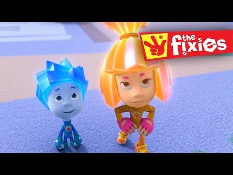 The Fixies ★ The Screws - Plus More Full Episodes ★ Fixies English   Cartoon For Kids