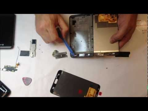 Samsung Note N7000 LCD (AMOLED) replacement