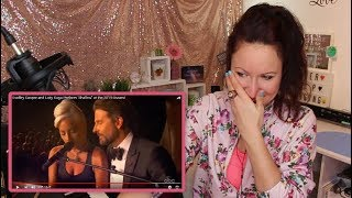 Vocal Coach REACTS to The Oscars Shallow (Live) Lady Gaga & Bradley Cooper