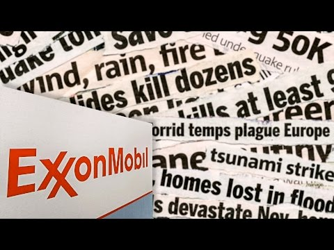 Exxon, ALEC, And The Great Climate Cover Up - The Ring Of Fire