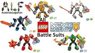 Lego Nexo Knights Upgrading Battle Suits Daikhlo