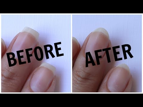 HOW TO: Go From Square to Round Nails   Banicured