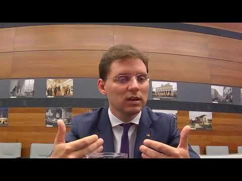 Victor Negrescu Handling of refugee crisis May 30 2018