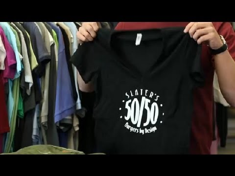 How to Design Your Own Company T-Shirts : T-Shirt Design Tips
