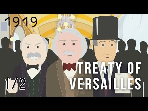 The Treaty of Versailles, What Did the Big Three Want? 1/2