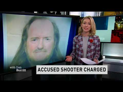 CBC News at 6: Murder charge laid in shooting death of Abbotsford police constable
