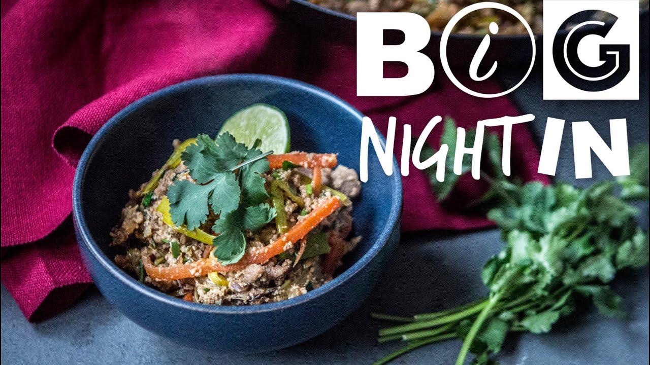 Sri Lankan Street Food Recipe   Big Night In