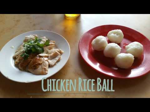 EE JI BAN CHICKEN RICE BALL MALACCA HALAL