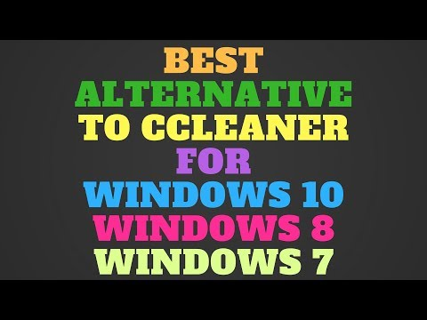 Best Alternative To CCleaner For Windows 10