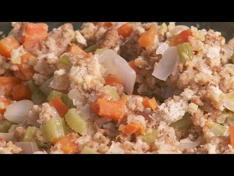 Quick and Easy Turkey Stuffing