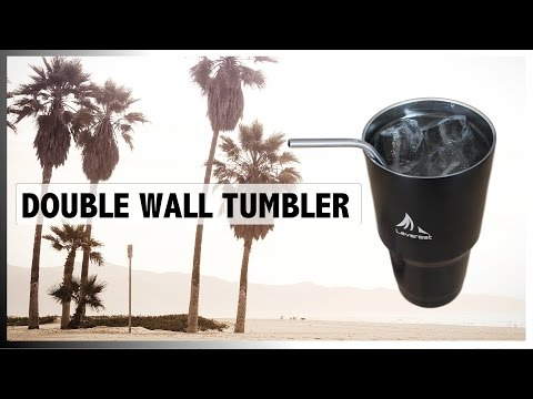 Double Wall Tumbler - Take It Everywhere!