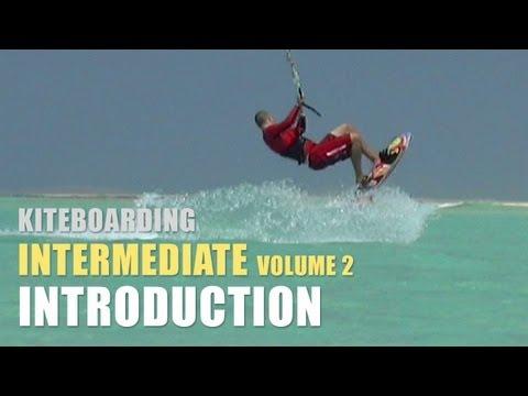 Learn Kitesurfing Back Rolls, Front Rolls & Transitions  - Progression Intermediate Volume 2