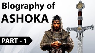 Download Biography of Ashoka the Great Part -1 - कुख्यात सम्राट से बौद्ध भिक्षु की एक अनोखी दास्तान Video