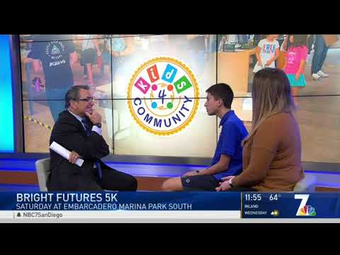 NBC San Diego: Bright Futures 5K Raises Funds for Homeless Youth