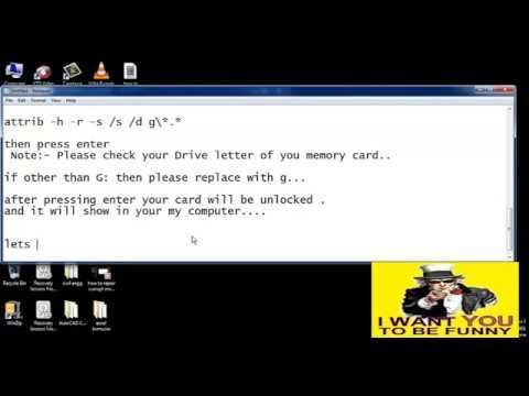 how unlock sd card and usb