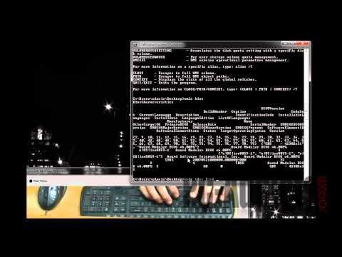 WMIC - Command Line - Windows 7