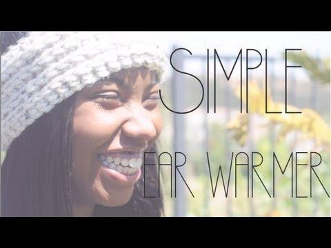 Simple Ear-Warmer