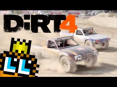 DiRT 4 | Landrush | Pro-Truck | Baja Mexico [PS4 Gameplay]