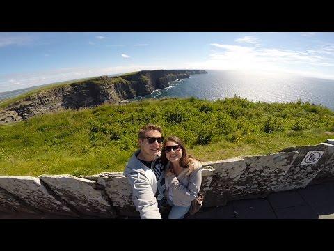 DUBLIN & A ROAD TRIP AROUND IRELAND