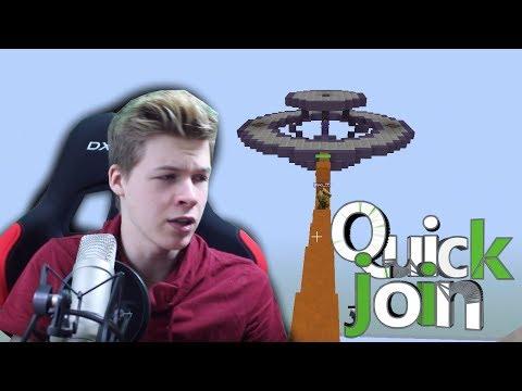 QUICK JOIN Minecraft Server - Ich spiel Bedwars ! PS3 / PS4