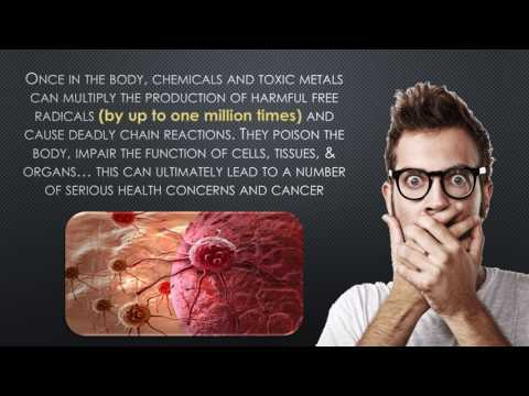 HOW TO SAFELY REMOVE HEAVY METALS AND CHEMICALS FROM YOUR BODY AT HOME FULL GUIDE