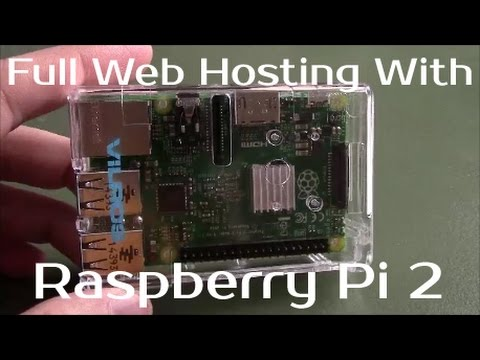 Raspberry Pi 2 Web Hosting - Full Email Server AND Web Server