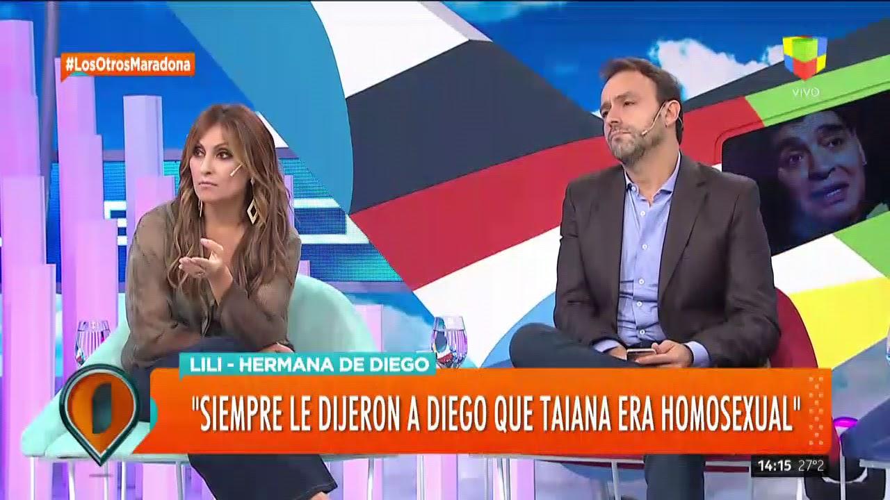 Las hermanas de Diego Maradona hablaron en Intrusos (2da parte)