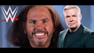 WWE Matt Hardy Owns Broken Gimmick! Eric Bischoff RAW 25 Return! Huge Impact Wrestling Ring Change