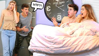 They Walked In On Us.. *PRANK* (Ft. Jatie Vlogs)