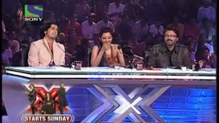 X Factor India 2011 Auditions - Zoobi Doobi & Jaane Jaan (Courtesy: Sony Entertainment India)
