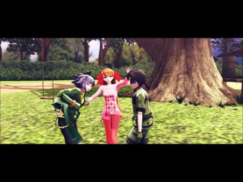 {MMD} Stop TOUCHING ME {Fight Skit}